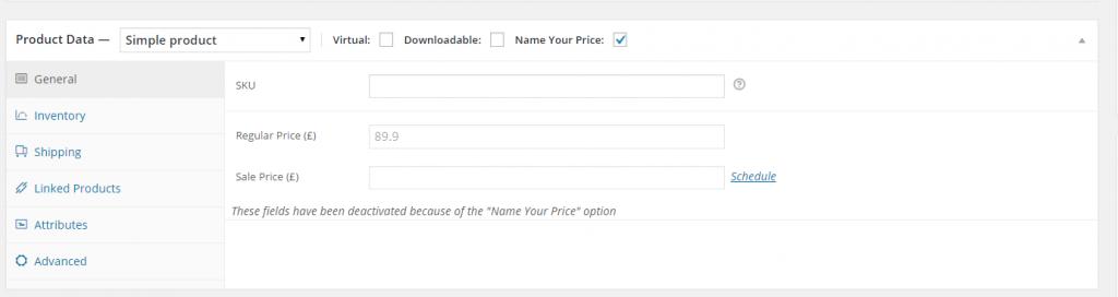 تعیین قیمت محصولات