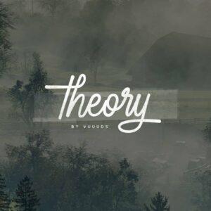 دانلود فونت تئوری Theory