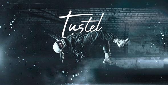 دانلود قالب HTML نمونه کار عکاسی Tustel
