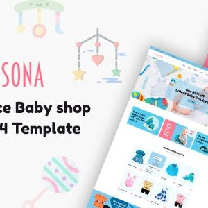 دانلود قالب HTML فروشگاهی Jadusona