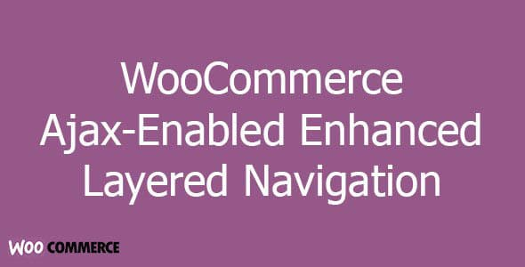 دانلود افزونه وردپرس Ajax-Enabled Enhanced Layered Navigation
