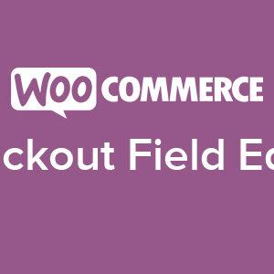 دانلود افزونه ووکامرس سفارشی سازی Checkout Field Editor