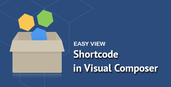 دانلود افزونه وردپرس شورت کد Easy View Shortcode