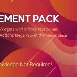 دانلود افزونه وردپرس Element Pack برای المنتور