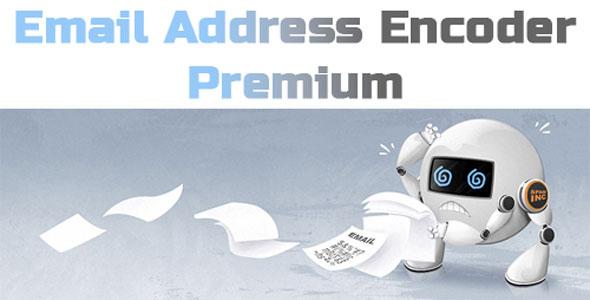 دانلود افزونه وردپرس Email Address Encoder Premium