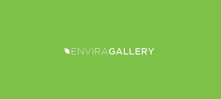 دانلود افزونه وردپرس انویرا گالری Envira Gallery