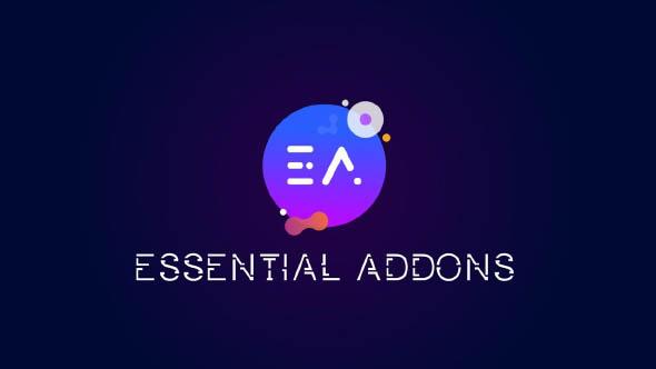 دانلود افزونه وردپرس Essential Addons Pro برای المنتور