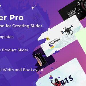 دانلود افزونه وردپرس ایجاد اسلایدر HT Slider Pro
