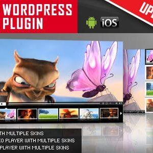 دانلود افزونه وردپرس پخش کننده ویدیو HTML5 Video Player