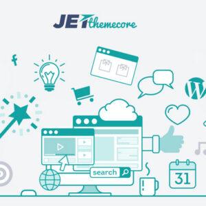 دانلود افزونه وردپرس JetThemeCore برای المنتور
