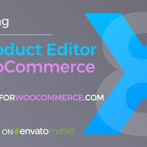 دانلود افزونه ووکامرس ویرایش زنده محصولات Live Product Editor