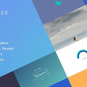 دانلود افزونه وردپرس لودر پیش بارگذاری LoftLoader Pro