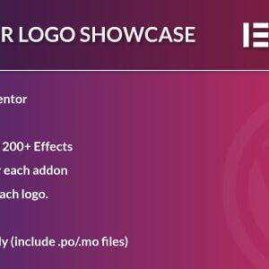 دانلود افزونه وردپرس Logo Showcase برای المنتور