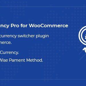 دانلود افزونه ووکامرس Multi Currency Pro for WooCommerce