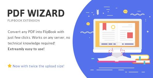 دانلود افزونه وردپرس PDF To FlipBook Extension