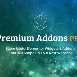دانلود افزونه وردپرس Premium Addons PRO برای المنتور