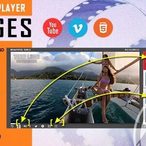 دانلود افزونه وردپرس ویدیو پلیر RANGES