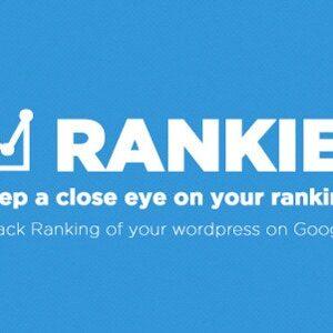 دانلود افزونه وردپرس ردیاب رتبه Rankie