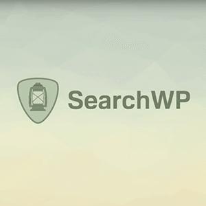 دانلود افزونه وردپرس بهبود جستجو SearchWP