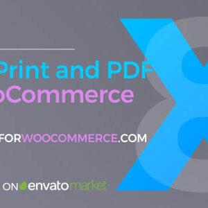 دانلود افزونه ووکامرس Share, Print and PDF Products