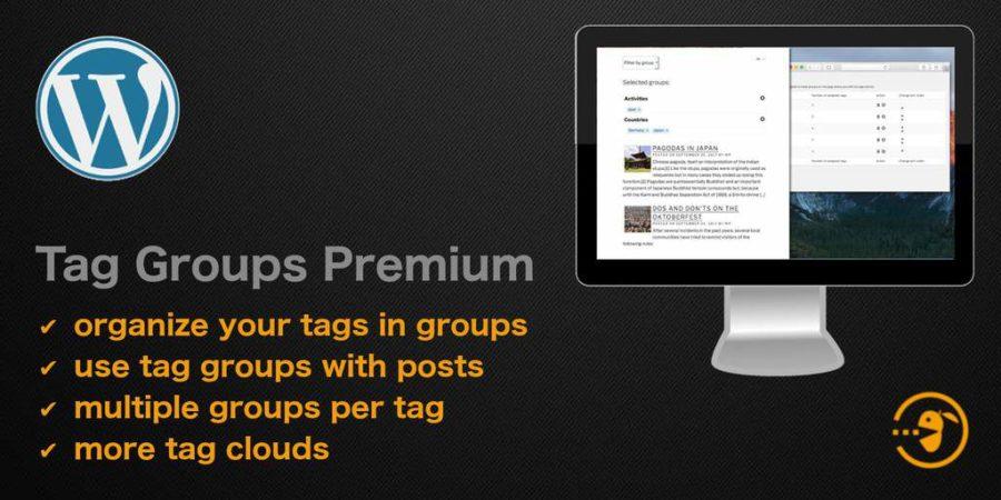دانلود افزونه وردپرس برچسب Tag Groups Premium