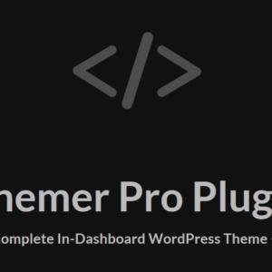 دانلود افزونه وردپرس تمر پرو Themer Pro
