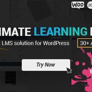 دانلود افزونه وردپرس آلتیمیت لرنینگ Ultimate Learning Pro