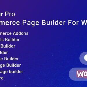 دانلود افزونه ووکامرس WC Builder Pro