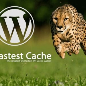 دانلود افزونه وردپرس بهینه سازی WP Fastest Cache
