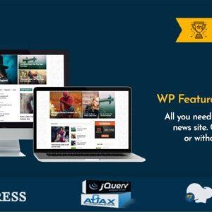 دانلود افزونه وردپرس WP Featured News Pro