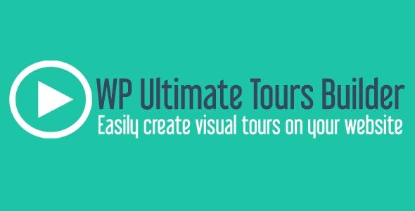 دانلود افزونه وردپرس تور مجازی WP Ultimate Tours Builder