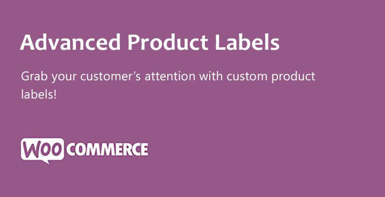 دانلود افزونه ووکامرس WooCommerce Advanced Product Labels