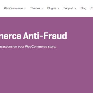 دانلود افزونه ووکامرس ضد تقلب WooCommerce Anti-Fraud