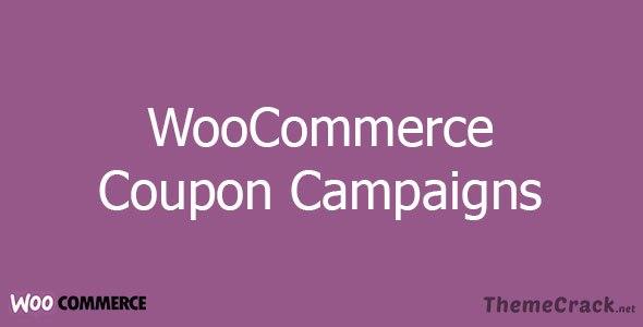 دانلود افزونه ووکامرس WooCommerce Coupon Campaigns