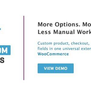 دانلود افزونه وردپرس زمینه دلخواه WooCommerce Custom Fields