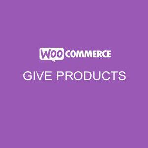 دانلود افزونه ووکامرس هدیه محصول WooCommerce Give Products