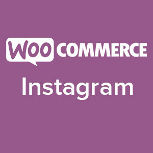 دانلود افزونه ووکامرس WooCommerce Instagram