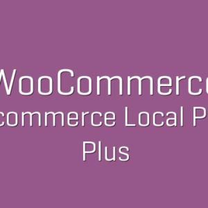 دانلود افزونه ووکامرس WooCommerce Local Pickup Plus