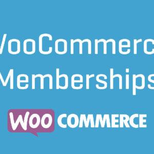 دانلود افزونه ووکامرس WooCommerce Memberships