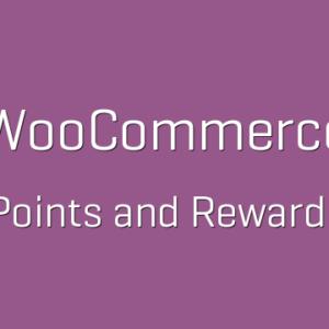 دانلود افزونه ووکامرس WooCommerce Points and Rewards
