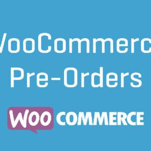 دانلود افزونه ووکامرس WooCommerce Pre-Orders