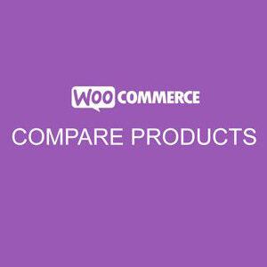 دانلود افزونه ووکامرس WooCommerce Products Compare