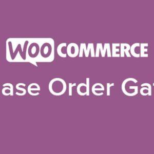 دانلود افزونه ووکامرس WooCommerce Purchase Order Gateway