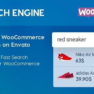 دانلود افزونه ووکامرس موتور جستجو WooCommerce Search Engine