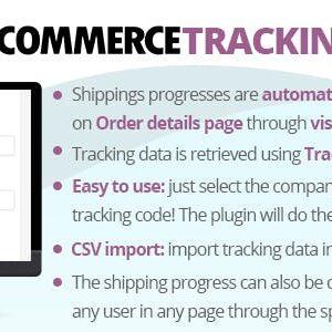 دانلود افزونه ووکامرس WooCommerce TrackingMore