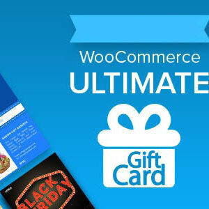 دانلود افزونه ووکامرس کارت هدیه WooCommerce Ultimate Gift Card