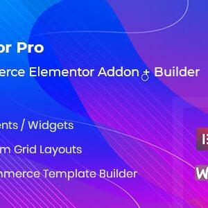 دانلود افزونه وردپرس WooLentor Pro