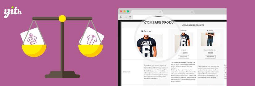 دانلود افزونه ووکامرس YITH WooCommerce Compare Premium
