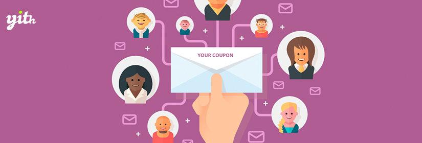 دانلود افزونه ووکامرس YITH Coupon Email System Premium