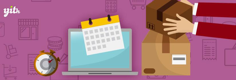 دانلود افزونه ووکامرس YITH WooCommerce Delivery Date Premium